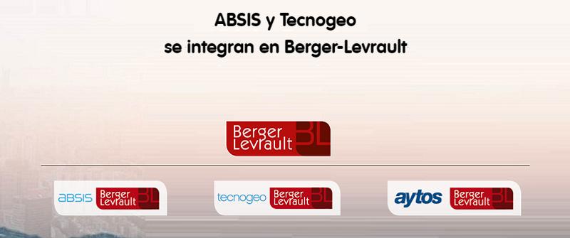 La filial española de la multinacional Berger-Levrault ya adquirió la compañía Aytos en 2015, a la que se suman Absis y Tecnogeo.