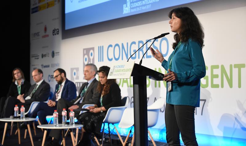 Ada García-Quismondo, Coordinadora del Programa Turismo Accesible de la Agencia Valenciana de Turismo, abrió el segundo bloque de ponencias.