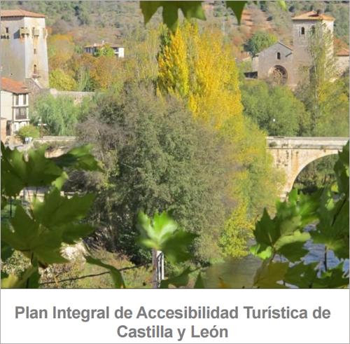 El Plan Integral de Accesibilidad Turística de Castilla y León está abierto a consultas y sugerencias hasta el 17 de mayo.