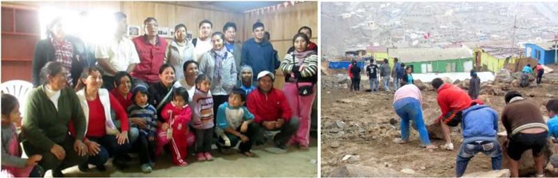 Mirador de Comas, Lima (Perú): modelo de solución integral