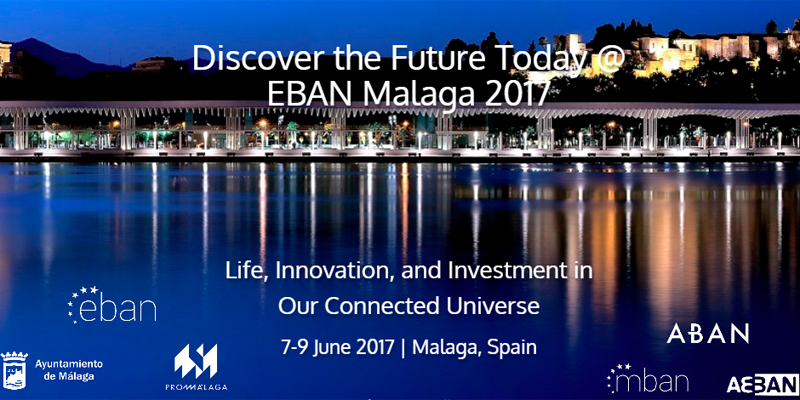 El evento sobre innovación y emprendimiento EBAN Málaga 2017 incluye en su programa dos paneles sobre movilidad conectada e inteligencia artificial.
