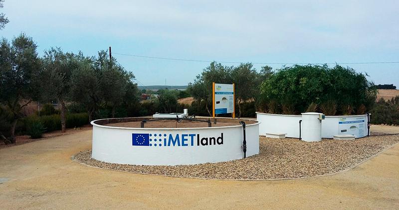 Planta del proyecto iMETland en España.