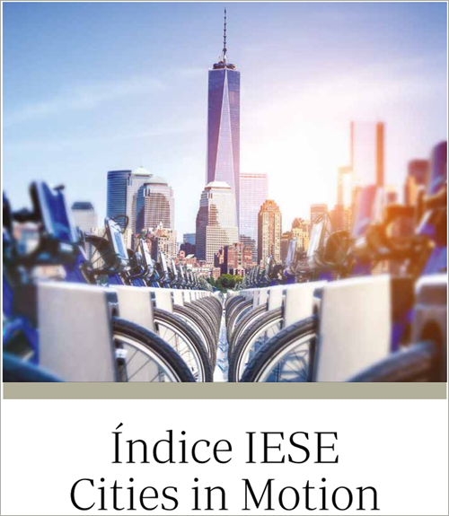 El Índice IESE Cities in Motion (ICIM) 2017 ha sido publicado recientemente, evaluando las ciudades en función de aquellos aspectos que las dotan de inteligencia, no solamente la tecnología que emplean.
