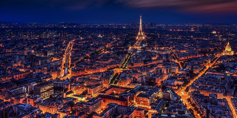 París quiere reducir sus emisiones de gases de efecto invernadero un 75% para el año 2050.