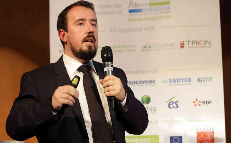 Vincent Callebaur, arquitecto autor, junto con una consultora de ingeniería, del proyecto 'París Smart City 2050'.