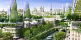 Edificios bioclimáticos y de energía positiva en 'París Smart City 2050'