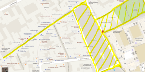 Alcalá de Henares, un Espacio Integrado Inteligente. La ciudad inteligente accesible