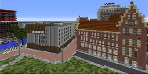 Geocraft como herramienta en proyectos de ciudades inteligentes. Involucrando a todos los ciudadanos, desde los más jóvenes