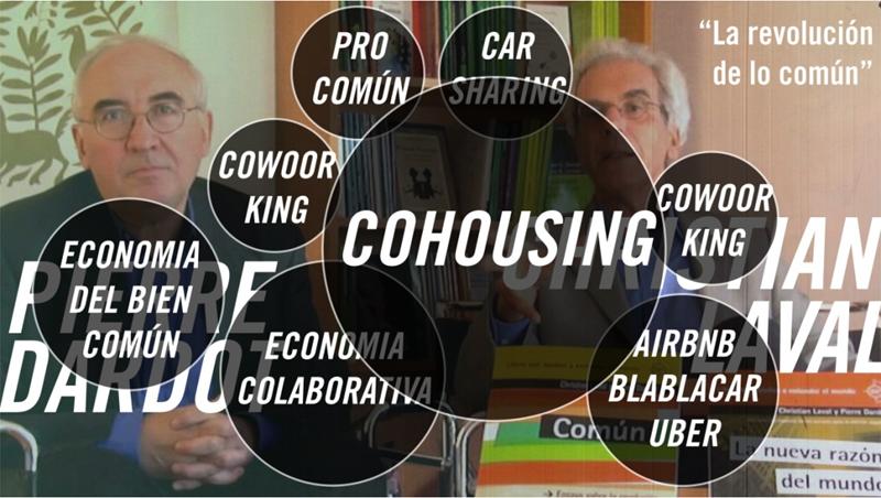 Figura 2. Imagen de Conceptos relacionados con Cohousing.