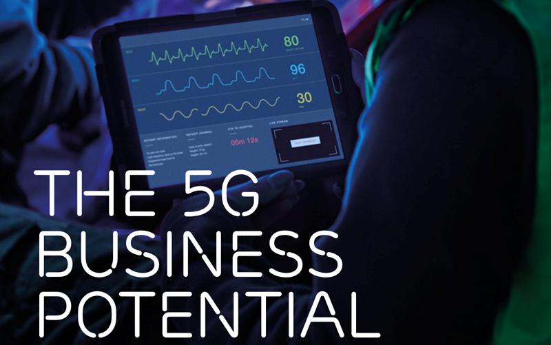Sectores industriales vinculados a la ciudad inteligente como la conducción autónoma y la energía forman parte de este proceso de digitalización industrial basado en 5G.