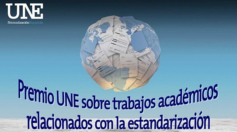 El plazo para participar en el premio de la Unión de Normalización Española está abierto hasta el 15 de septiembre.