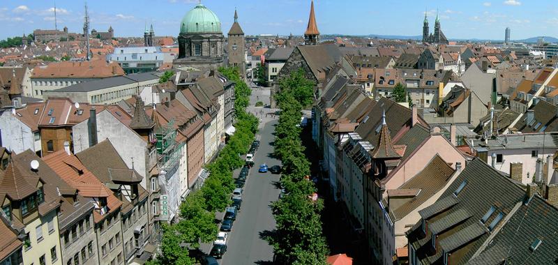 Se ha llevado a cabo un estudio en la ciudad alemana de Núremberg a partir de los datos obtenidos de la red móvil y aplicando análisis Big Data.
