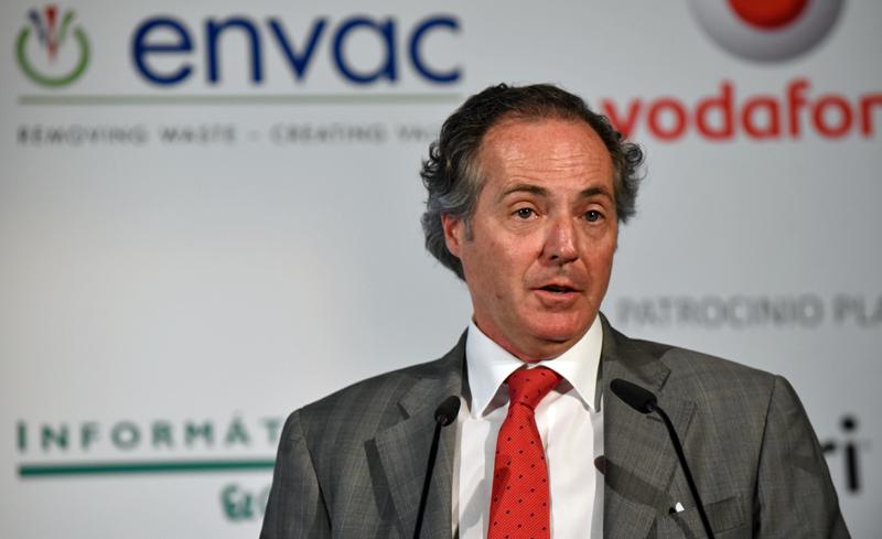 Carlos Bernad, presidente de Envac Iberia.