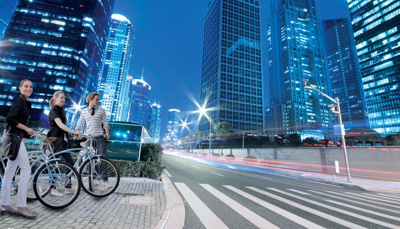 El alumbrado público tiene un papel esencial en el desarrollo de las Smart Cities por alta capilaridad en todos los núcleos urbanos.