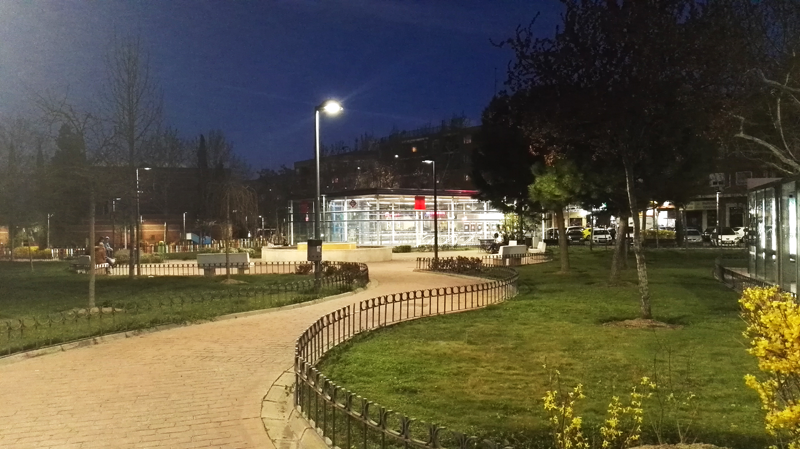 San Sebastián de los Reyes ha renovado su alumbrado público con luminarias LED y sistema de telegestión.