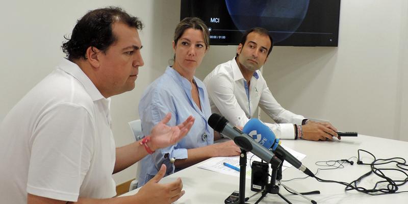 La alcaldesa de Lugo, Lara Méndez, presentó a los miembros de la iniciativa 'Mi ciudad inteligente' la estrategia Lugo Smart City con nueve líneas de actuación, como Administración Electrónica y telegestión de servicios públicos, entre otros.