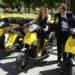 Nuevas motos eléctricas se suman al servicio de motorsharing de Málaga