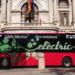 Valencia prueba un autobús eléctrico para incorporarlo a la flota de la ciudad