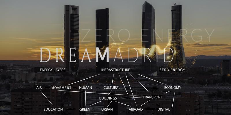 La propuesta de la ciudad para la I Bienal de Arquitectura y Urbanismo de Seúl se llama DREAMadrid.