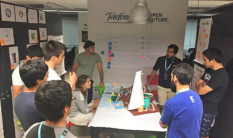Los nuevos espacios colaborativos de aceleración de emprendedores que pondrán en marcha Fundación Telefónica y el BID se ubicarán en dos regiones peruanas.