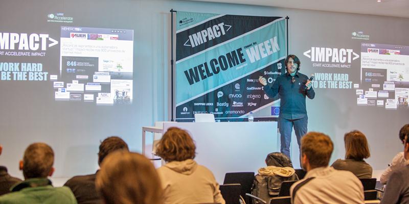 La Aceleradora Impact lanza a lo largo de este otoño tres programas para financiar proyectos de startups sobre smart cities, industria, coche conectado y robótica.