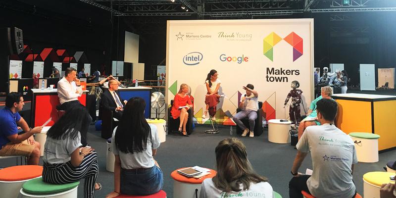 Sesión de la iniciativa OpenMaker para formar un ecosistema de fabricación abierta, una iniciativa en la que participa España de la mano de Tecnalia.