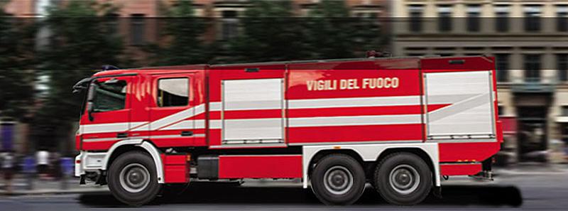 El Centro Nacional de Operaciones del Cuerpo de Bomberos de Italia ha instalado un Sistema de Comunicaciones Unificadas.