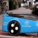 Lanzan pequeños automóviles sin conductor para el mantenimiento de ascensores en las ciudades