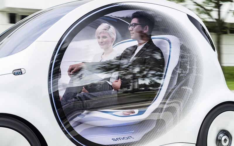 El sistema ofrece la posibilidad de compartir el trayecto con otra persona seleccionada por su perfil y gustos similares.
