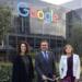 Sevilla se ofrece a Google como laboratorio urbano de soluciones para la Smart City