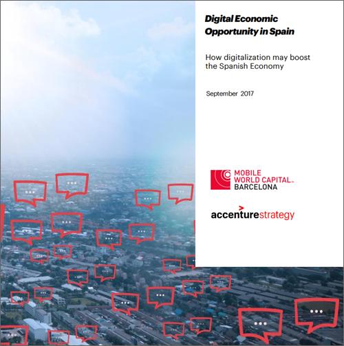 El informe sobre la digitalización de la economía en España señala factores que limitan su aceleración, que podría sumar al PIB 40,6 mil millones de euros en cuatro años.
