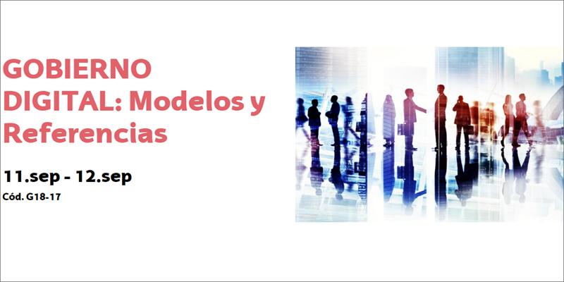 La digitalización de la Administración Pública fue el tema central del curso de verano de la Universidad del País Vasco 'Gobierno Digital: Modelos y Referencias'.