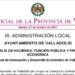 Abre la convocatoria de cesión de datos de uso de vehículo eléctrico e incentivos de Valladolid