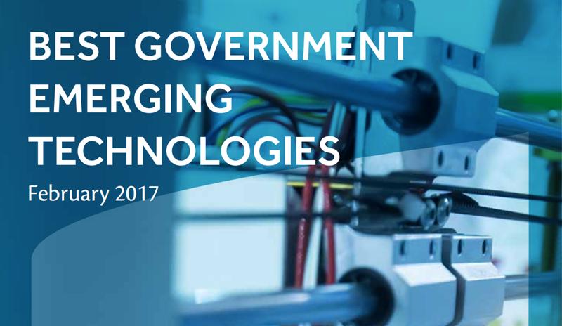 El informe destaca 14 proyectos de referencia en el mundo sobre la aplicación de tecnologías emergentes a la mejora de los servicios públicos y de la Administración Pública.