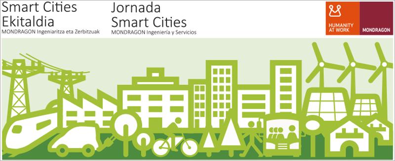 La Jornada Smart Cities de Mondragón Ingeniería y Servicios (MISE) se celebra el próximo 31 de octubre y es gratuita.