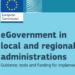 eGobierno en administraciones locales y regionales