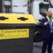 Granada aplica un sistema de análisis inteligente de datos sobre la recogida de basura