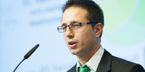 Rubén García, Coordinador del proyecto europeo mySMARTLife