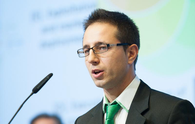 Rubén García, Coordinador del Proyecto mySMARTLife.