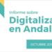 Casi el 60% de la población de Andalucía utilizó Internet para conectar con la Administración Pública en 2016