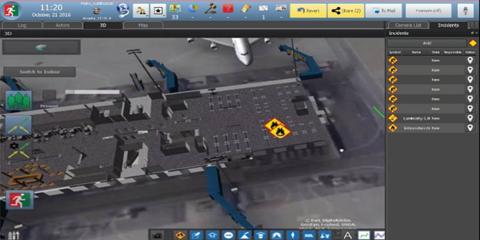 Evacuate, un sistema para la gestión integral de situaciones de emergencia en grandes infraestructuras