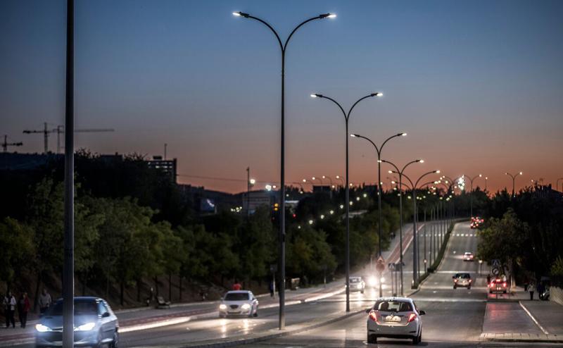 Entre otras funcionalidades, el sistema de iluminación inteligente de Guadalajara permite monitorizar los 12.000 puntos de luz LED.