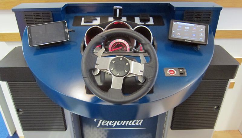 El vehículo conectado es uno de los sectores donde más rápidamente se está implementando Internet de las Cosas.