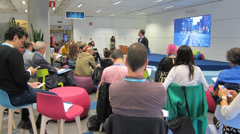 Presentación del estudio 'Things Matter' sobre uso y percepción de los usuarios de Internet de las Cosas en España.