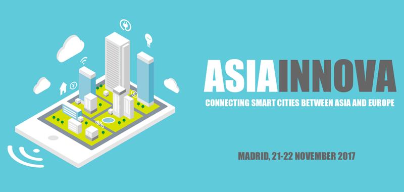 El simposio Asia Innova se celebrará en el Palacio de Cibeles de Madrid los días 21 y 22 de noviembre, la inscripción es gratuita.