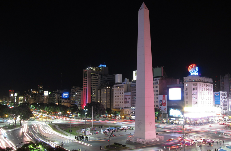 La capital de Argentina, Buenos Aires, fue el escenario escogido por Ericsson y Movistar para realizar el primer sistema de pruebas 5G.