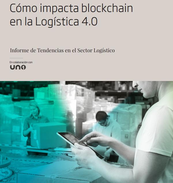 El informe de Minsait evalúa el impacto de la tecnología blockchain en el sector logístico 4.0.
