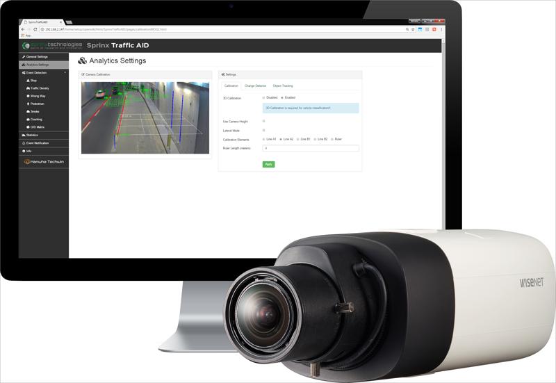 A través de videocámaras y una plataforma de gestión de la información la aplicación detecta los incidentes vinculados al tráfico de vehículos y peatones y alerta a las autoridades locales.