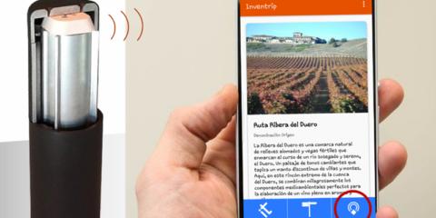 Ruta Smart Ribera del Duero: señalización turística inteligente conectada con Inventrip