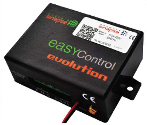 Figura 4. Módulo de control Easy Control.